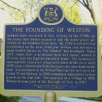 The Founding of Weston