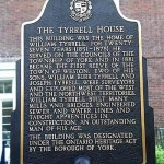 The Tyrell House