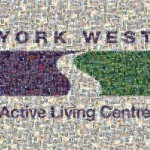 York Weston Active Living Centre photo mosaic