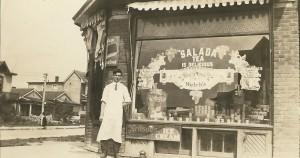 Hutchinson Store Weston - 1920s