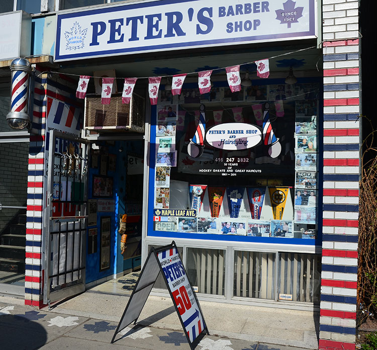 Peter's Barber Shop