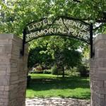 Entrance to Little Avenue Park