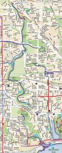 Southern bike trail