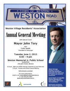 WVRA Annual General Meeting